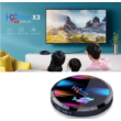8 K H96 Max Androidos Tv Box. Model: X3