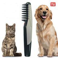 Merystyle@Elektromos szőrtelenítő fésű - Kutyának és cicáknak!