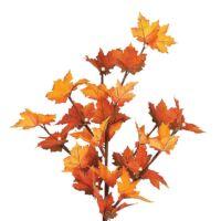 Ledes világító őszi leveles fa