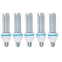 5 darab 12 Wattos LED izzó kiemelkedő energiahatékonysággal