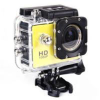 HD sport kamera - Sárga színben - MS-292