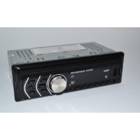 Autórádió MP3 lejátszós, USB és SD kártya foglalattal DH-1211 Távirányítóval