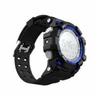D Smart Watch okos óra kék színben- Magyar nyelvű menüvel!