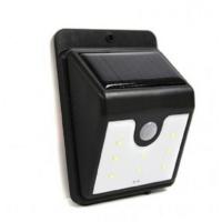 Napelemes mozgásérzékelős LED lámpa XF-6009