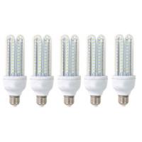 5 darab 5 Wattos LED izzó, kiemelkedő energiahatékonysággal