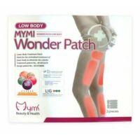 Wonder Patch combfeszesítő / zsírégető csodatapasz