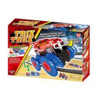 Trix Trux Monster Trucks trükkös autópálya két autóval