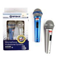 WVNGR WG-119 Professzionális dinamikus mikrofon szett