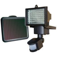 Merystyle © Mozgásérzékelős napelemes SMD LED reflektor-snhl 50w-os 60 Ledes