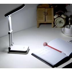 Összecsukható SMD LED asztali lámpa - led -666