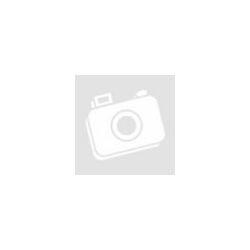 Kisállat szövet hordozótáska vállpánttal és oldal zsebbel, kis méretben - Kék, pöttyös színben