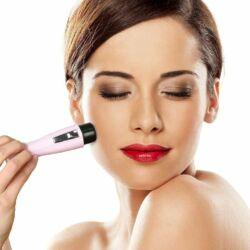 Elektromos mini női borotva