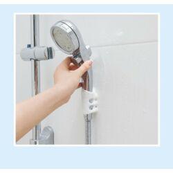 Bosky Rich Szilikon tapadókorongos zuhanytartó. - Fali állvány - 2 db