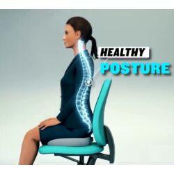MEMORY BAMBOO Ortopédiai üléspárna a jobb testtartás és kényelem érdekében