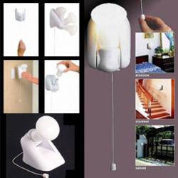 Handy Bulb vezeték nélküli LED lámpa 8db-os készletben