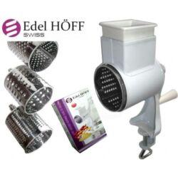 Edel Höff Swiss 3 részes univerzális daráló és reszelő