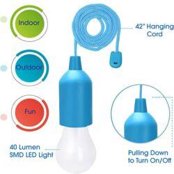 Handy Lux Colors vezeték nélküli lámpa.4 db/karton