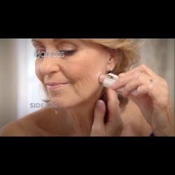 NuBrilliance Hairless elektromos epilátor, elektromos borotva,-elektromos szőrtelenítő