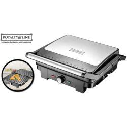Royalty Line PME-2200.417.1,Royalty Line multifunkciós panini és grillsütő , 2200 W