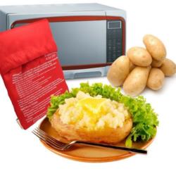 Potato Express - Mikrózható burgonya gyorsfőző zsák