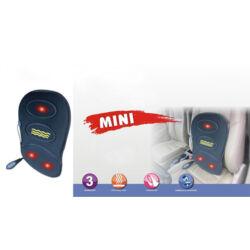 Mini masszázspárna  autós / irodai / otthoni használatra 3 motoros