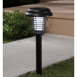 Napelemes szúnyogirtó UV LED lámpa