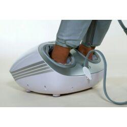 Professzionális Triplex masszázs készülék görgős lábmasszírozóval és légpárnás vádli és karmasszázzsal