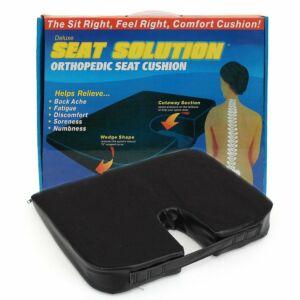 Tartásjavító és gerinckímélő ülőpárna