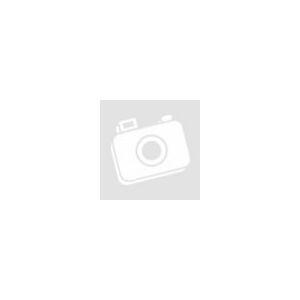 Iris Kék és krém hullócsillag mintás 7-részes ágynemű