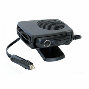 Hordozható autós hűtő-fűtő ventilátor és ablakszárító