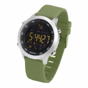 XWatch EX-18 Outdoor Sport intelligens karóra - zöld színben