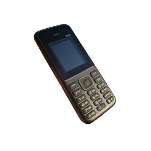 2020 kártya független mobiltelefon dual simkártyával, kamerával.-Fekete