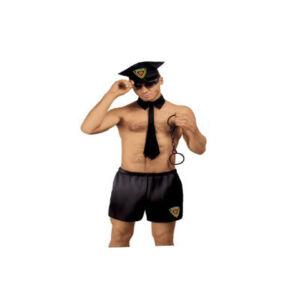 Szexi rendőr jelmez férfiaknak