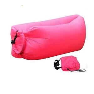 Kétszemélyes levegővel tölthető pihenőágy - Pink