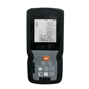 Professzionális többfunkciós lézeres távolságmérő 0,05 – 40m tartománnyal