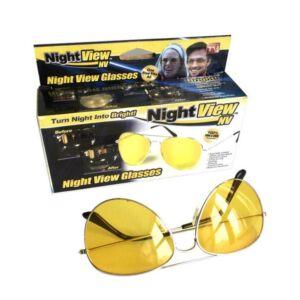 Night View éjszakai látást segítő szemüveg