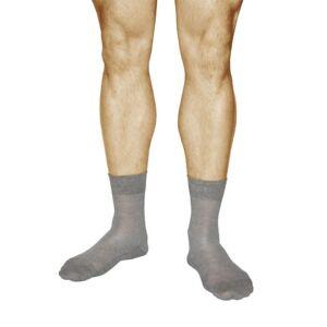10 pár 95%-os Uniszex színes pamut zokni - 40-43-as férfi méret