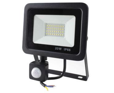 20 w-os mozgásérzékelős led reflektor Pir Sensor