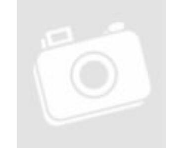 Violet Sárga és szürke színű 7 részes ágyneműhuzat fekete szívekkel