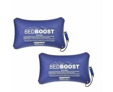 2 db Bed Boost matracemelő párna