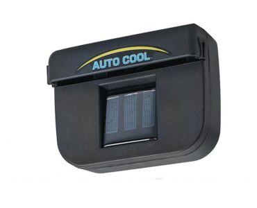 Cool Napelemes autó szellőztető ventilátor