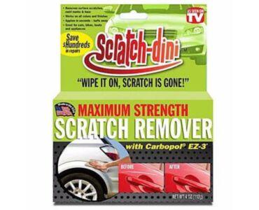 Scratch Remover autós karceltávolító