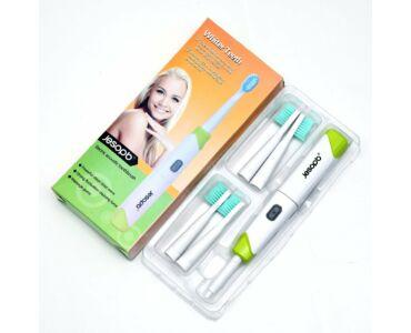 Elektromos fogkefe 3 cserélhető fejjel