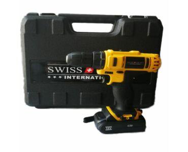 Swiss Kraft svájci fúró és csavarbehajtó gép