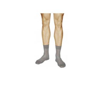 10 pár 92%-os Uniszex színes pamut zokni - 35-38-as női méret