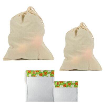 Merystyle@Környezetbarát ökozsák csomag 4 darabos szett