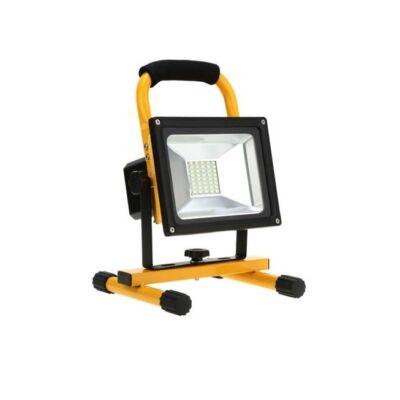 Merystyle@LED reflektor 20W (munkalámpa), hordozható, akkumlátoros