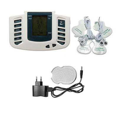 Merystyle@Full Body Relax digitális elektromos akupunktúrás stimulátor készlet JR309A
