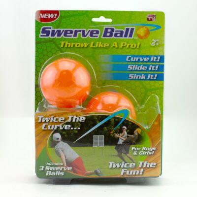 Trükkös szerva labda