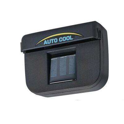 Auto Cool Napelemes autó szellőztető ventillátor